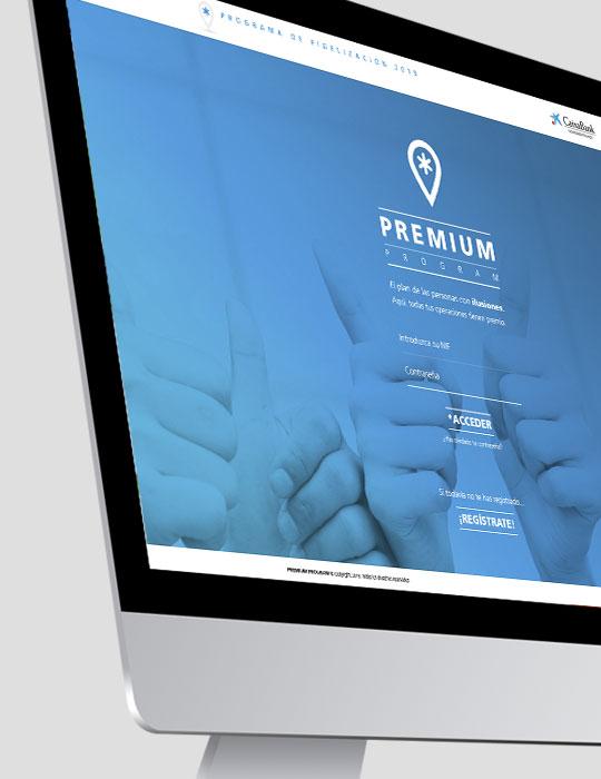 premium program web